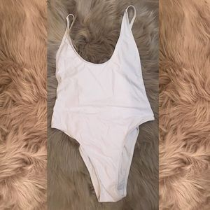 Other - White One Piece (NWOT)